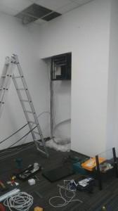 montaz instalacja sieci lan